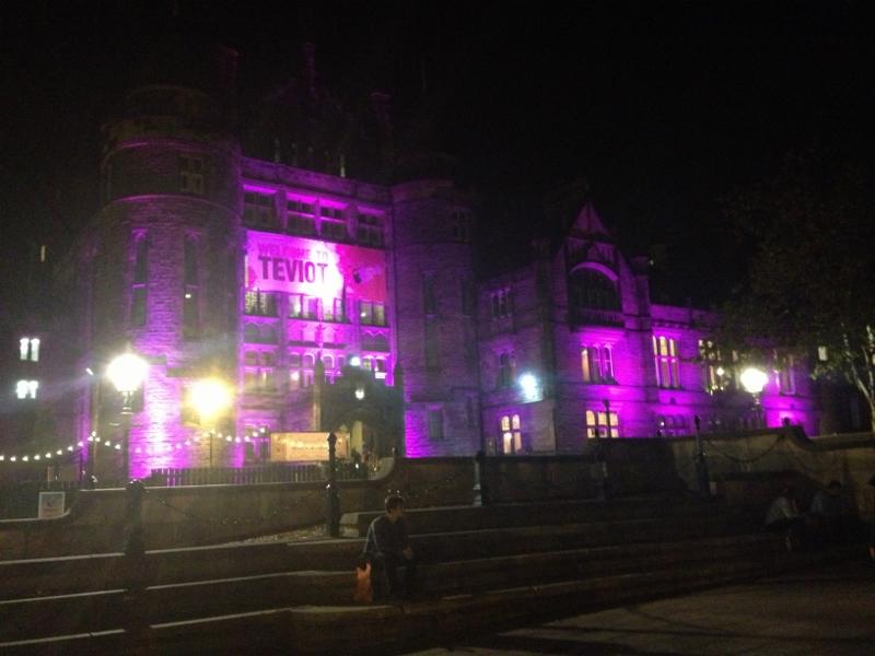 Club at the University of Edinburgh