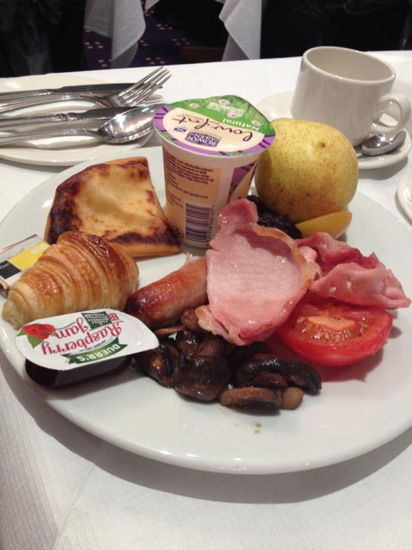 Proper Scottish Breakfast